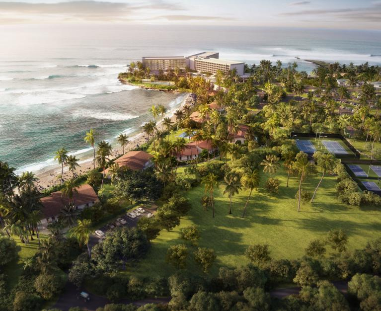 Resort Rendering